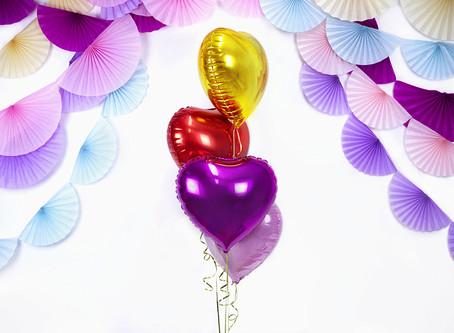 Balony z helem na Walentynki. Dlaczego warto je wybrać?