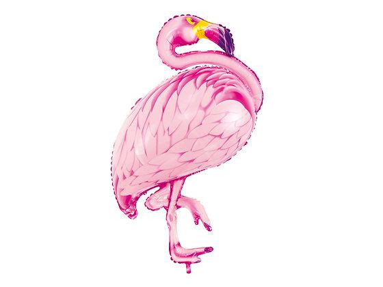 Balon foliowy w kształcie flaminga