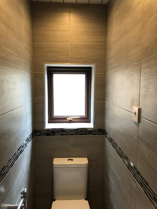 Chesterfield Bathrooms & Fitting for Mr & Mr H. Another Stunning Finish.