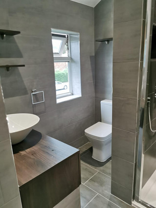 Leeds Bathroom Design & Fit.