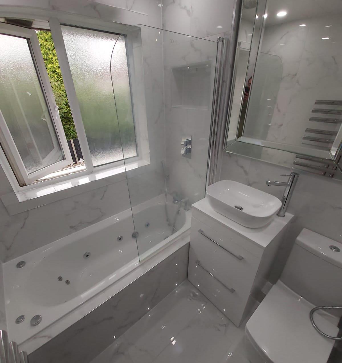Designer Bathrooms Sheffield