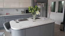 Mr & Mrs P Worksop. A stunning kitchen.