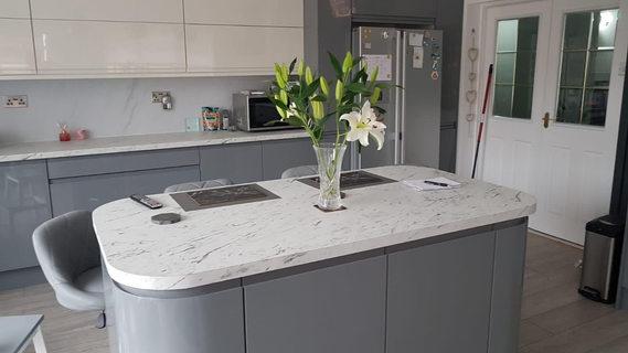 Workksop kitchen Design