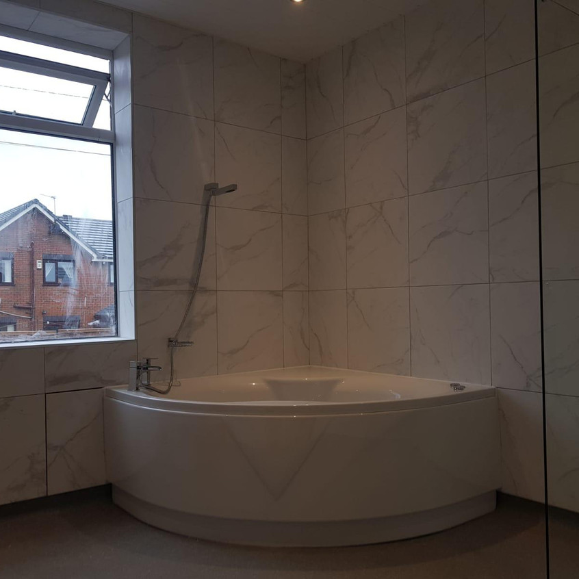 Oldham Bathroom design