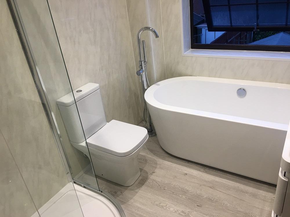 Design Supreme New Bathroom