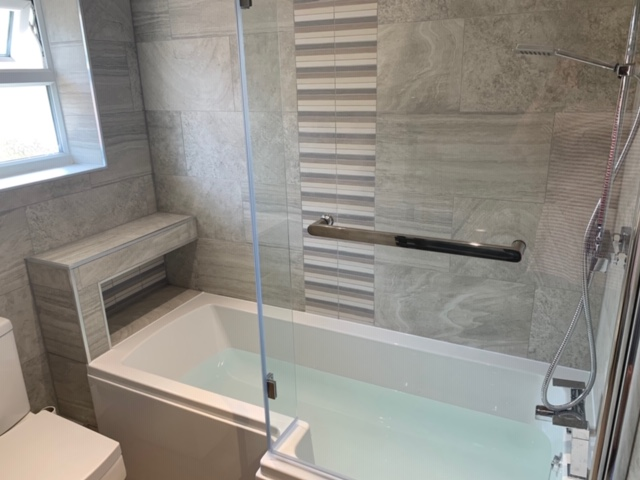 Quality bathroom design & fit 5