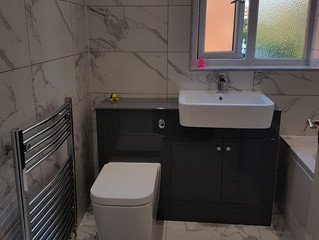 Stunning Bathroom in Wetherby