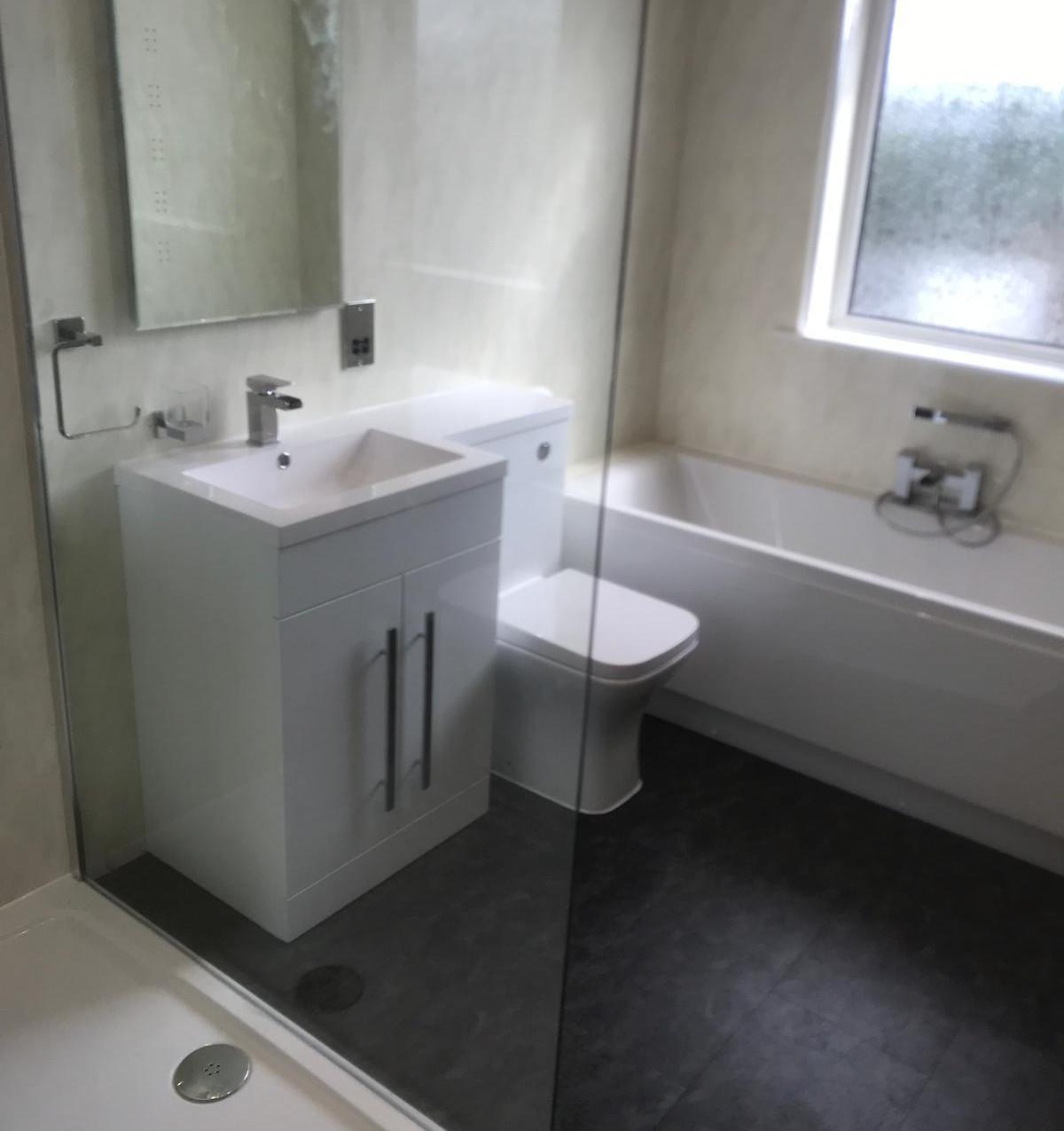 Manchester Wet Room
