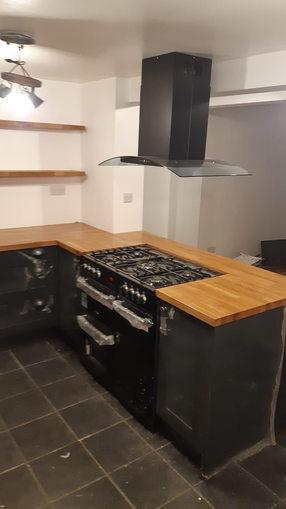 Bury Kitchen Design & Fit