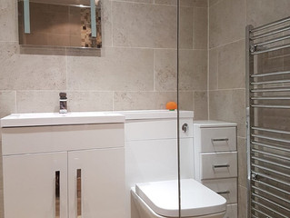A stunning wet room fully fitted only £5500.