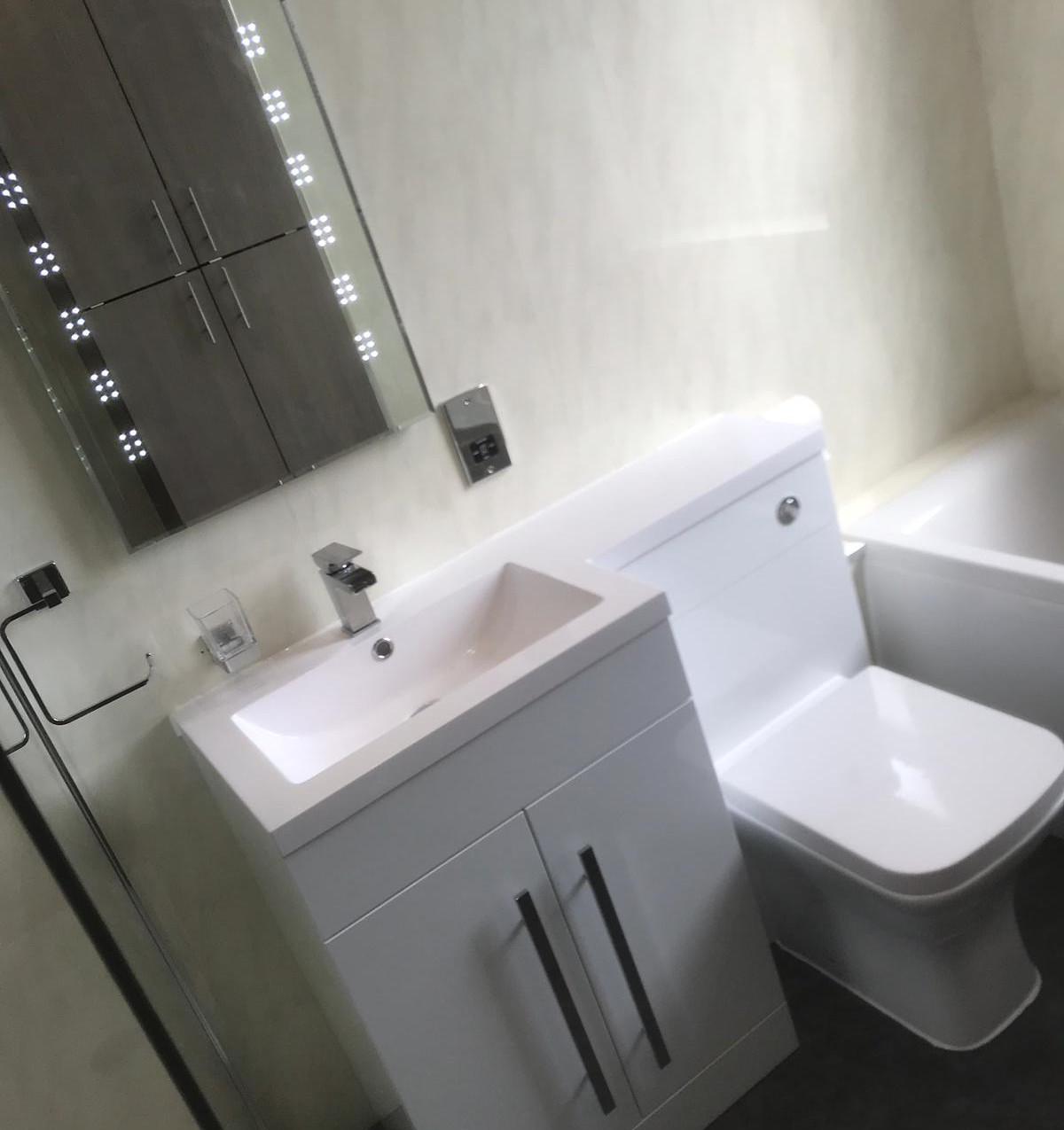 Manchester Wet Room 1