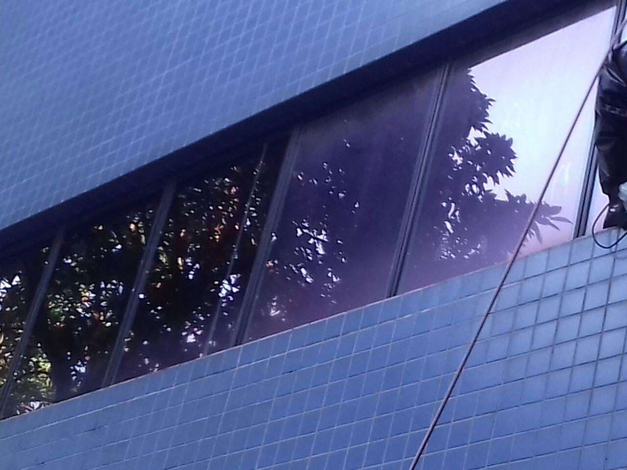limpeza de fachada