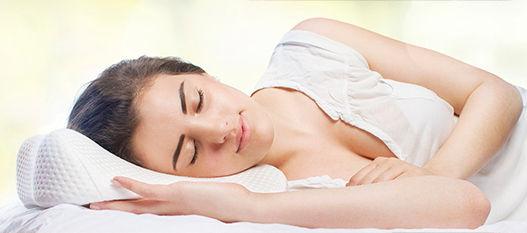 Kopie von elativ Kissen gegen Nackenschm