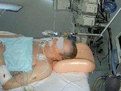 Elativ orthopädisches Kissen mit Extension Streckung im Nackenbereich gegen Nackenschmerzen Intensiv