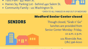 Food Resources in Medford