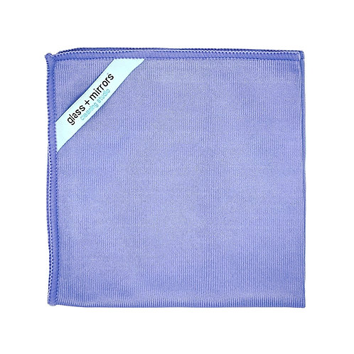 Glass + Mirrors Microfiber Cleaning Cloth (2-Pack)