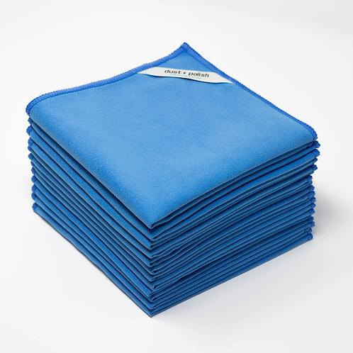 Dust + Polish Microfiber Cleaning Cloth (Bulk Pack)