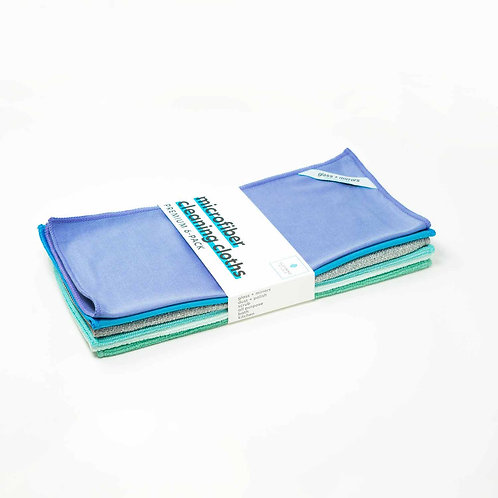 Premium Microfiber Cleaning Cloth - Kit