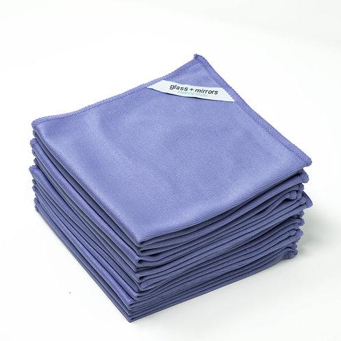 Glass Microfiber Cleaning Cloth (Bulk Pack)