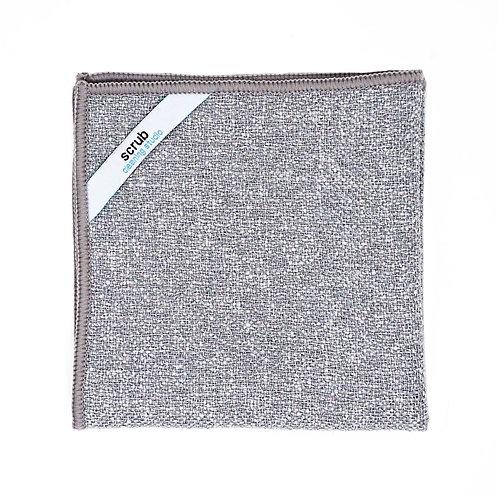 Microfiber Cleaning Cloth: Scrub Microfiber