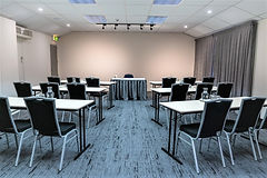 Conference Classroom Layout Breakfast Bar | Ventura Inn and Suites