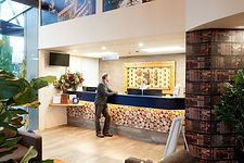 Reception area | Ventura Inn and Suites