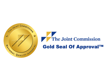 Joint Commission Certified! Next Move Awarded Gold Seal of Approval
