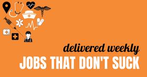 No BS. No fake jobs. No spam. Unsubscribe anytime.