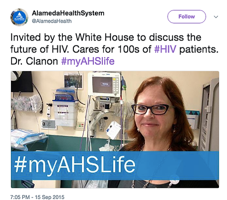 Alameda Health System Social Media Campaign