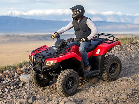 The Perfect Off-Road Adventure: 7 Reasons to Ride ATVs on the Oregon Coast