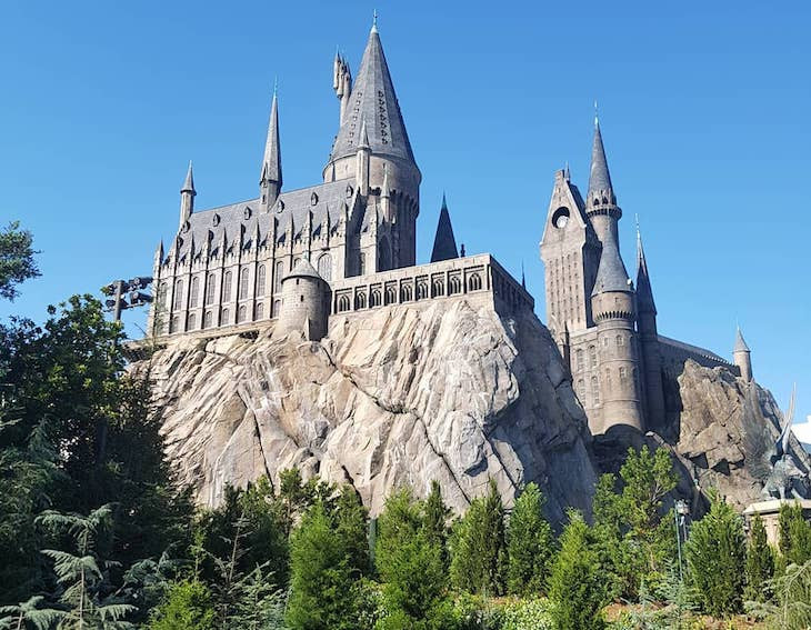 Harry Potter Castle - Orlando