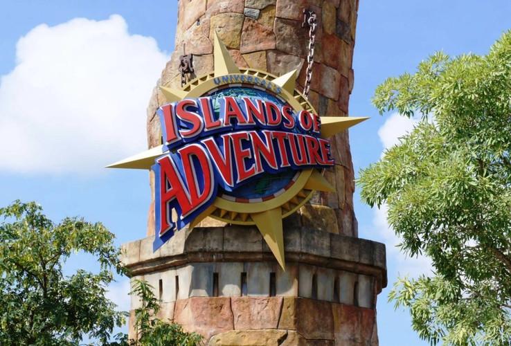 Island Of Adventure - Orlando