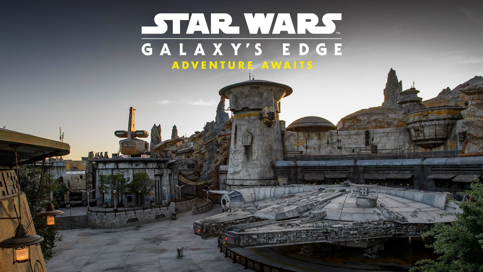 Galaxy´s Edge - Star Wars Park - Orlando