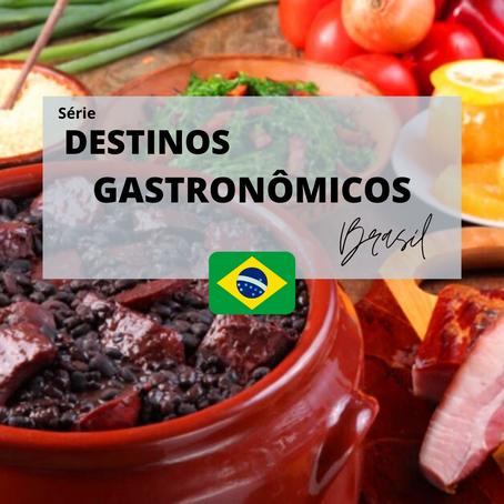 Destinos Gastronômicos Brasil