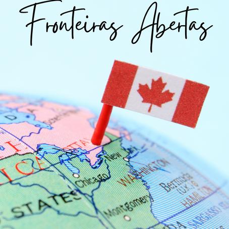 Canadá reabre para brasileiro
