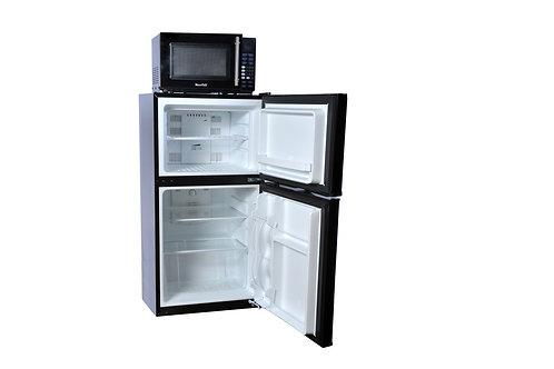 4.5 cu. ft. combination appliance