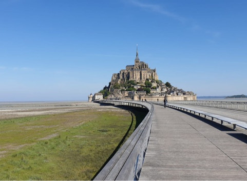 Bye-bye to Normandy
