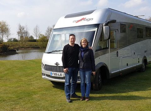 Full time living in our Carthago liner-for-two