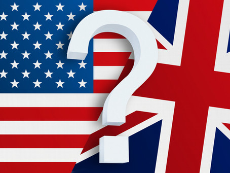 Episode 6 - British Vs. American English