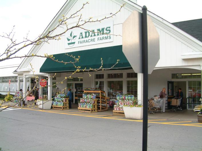 ADAMS FAIRACRE FARMS: NEWBURGH