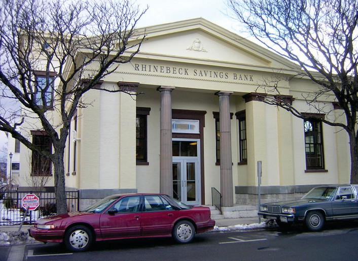 RHINEBECK BANK: KINGSTON