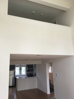 View of loft Space