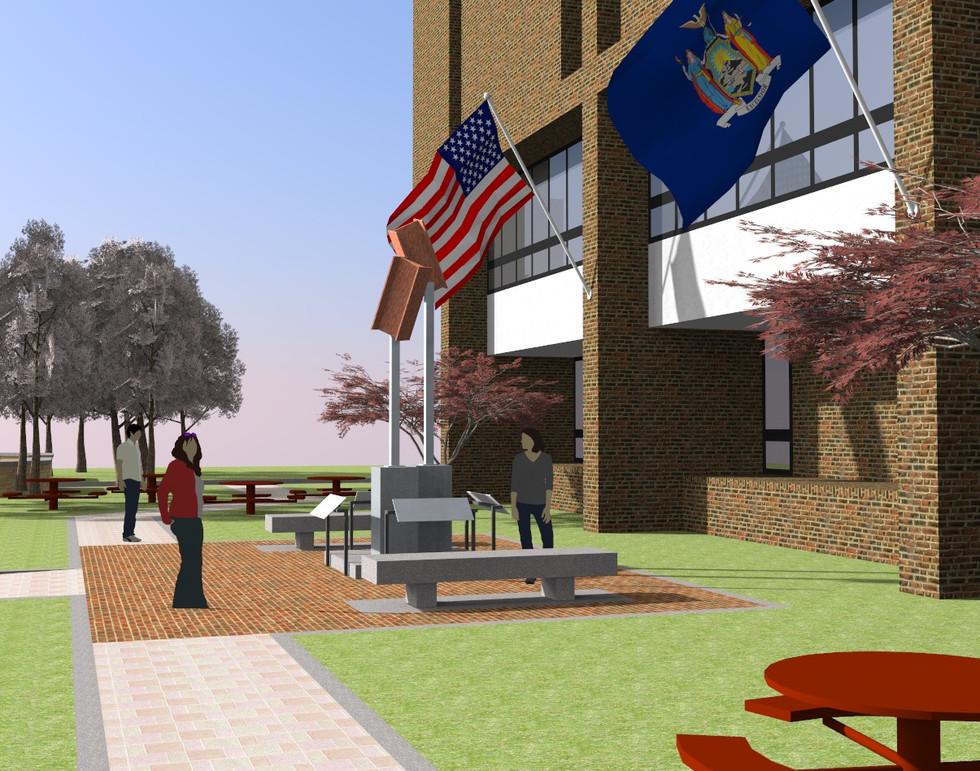 City of Poughkeepsie 911 Memorial