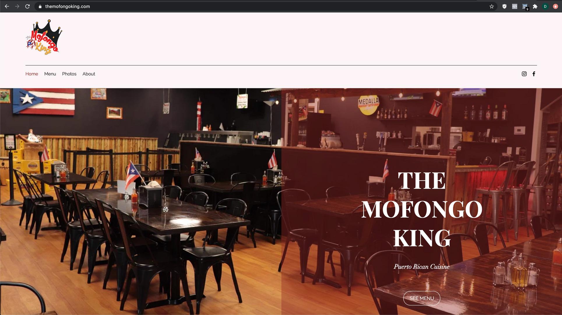 Mofongo King