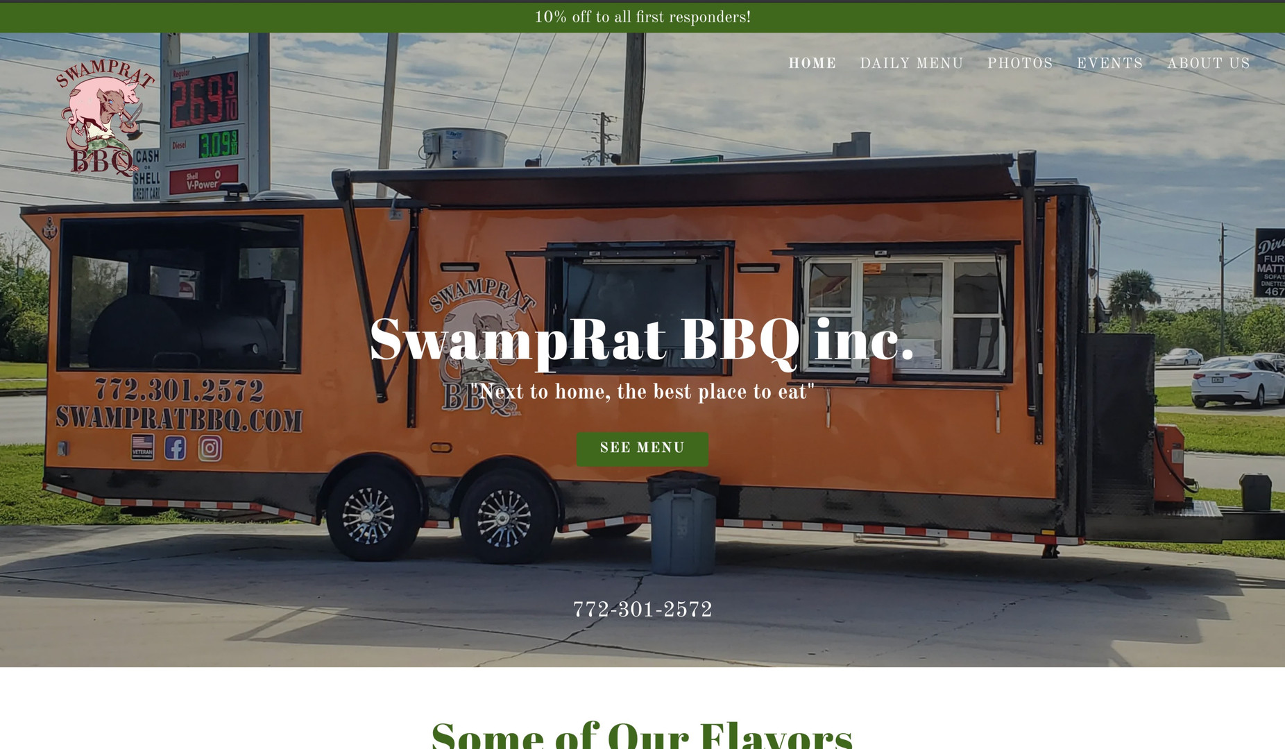 Swamp Rat BBQ