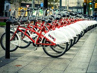 バルセロナの自転車シェアリングは何故ワークしない?