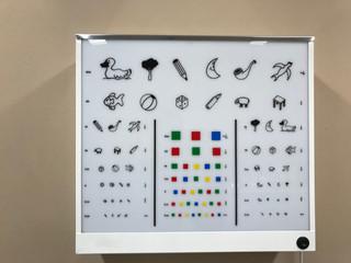 スペインの視力検査って面白い
