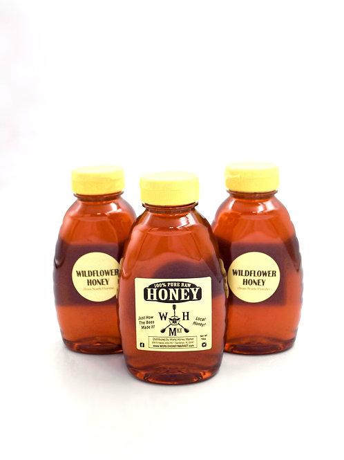 Wildflower Honey 2 pounds
