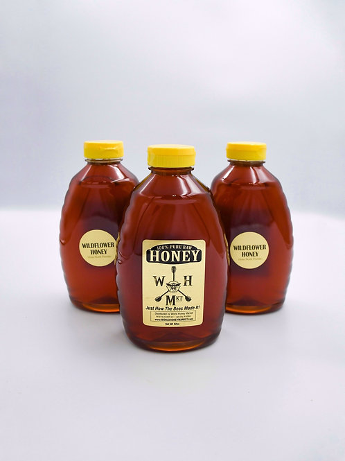 Wildflower Honey 2 pounds
