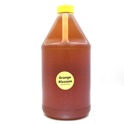 1/2 Gallon of Raw Florida Orange Blossom Honey